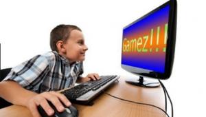Bahaya Ketagihan Bermain Game Online Untuk Anak