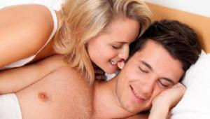 Bentuk Rangsangan Seksual pada Pria