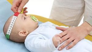 Deteksi Kesehatan Bayi Melalui Ukuran Lingkar Kepala