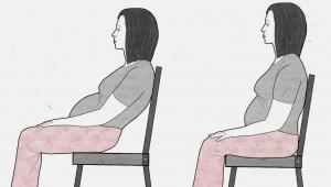 Posisi Duduk Ibu Hamil Yang Baik Perlu Diketahui Sejak Dini