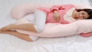 Posisi Tidur yang Baik Dan Benar Selama Hamil