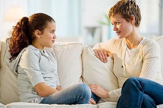 Anak Perempuan Anda Mengalami Menstruasi Pada Usia di Bawah 9 Tahun ? Ini yang harus Anda Lakukan