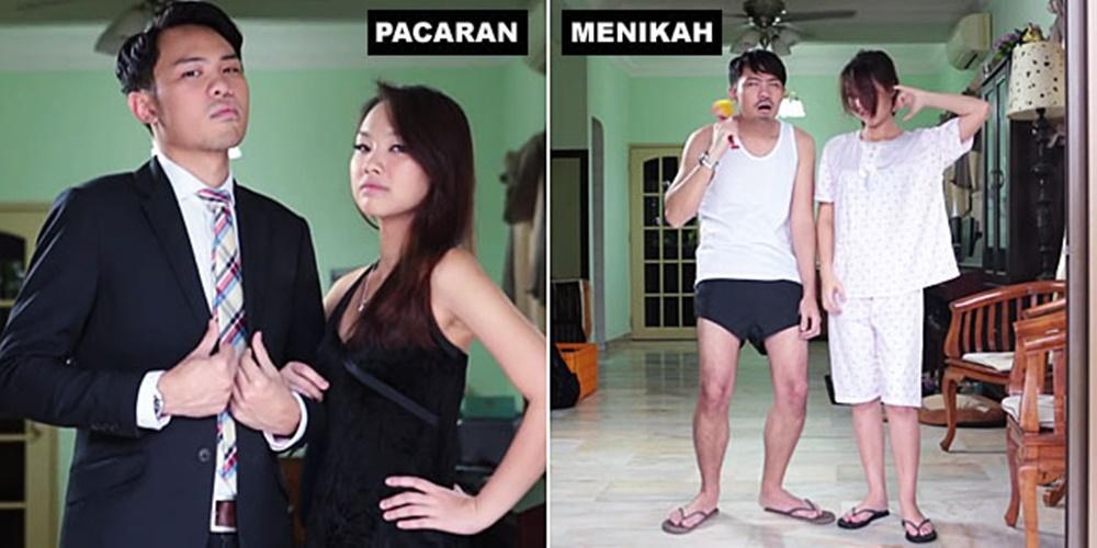 Pria Jangan Kaget! Ini Perbedaan Wanita Setelah Dinikahi