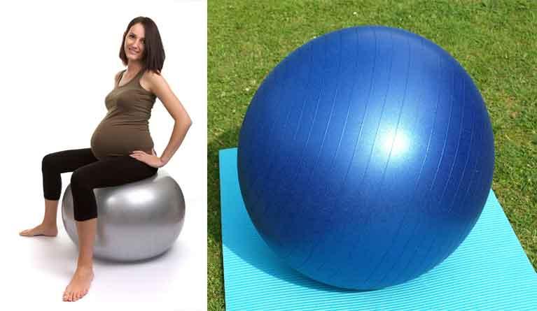 Manfaat Menggunakan Birth Ball Pada Masa Kehamilan, Persalinan Dan Nifas