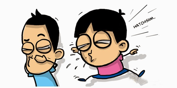 Bunda, Ajarkan Anak Anda Etika Ketika Batuk Dan Bersin Ya!