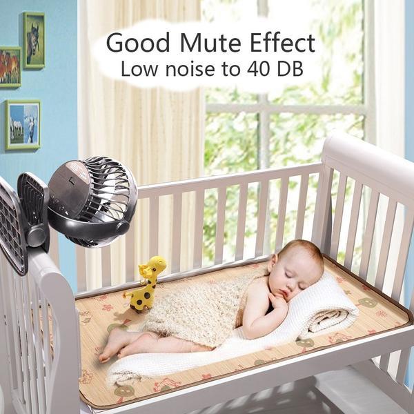 Amankah Penggunaan Kipas Angin Saat Bayi Tertidur?