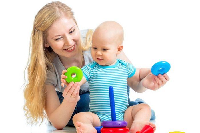 Cara Sederhana Menstimulasi Kecerdasan Bayi