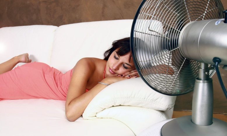 Bahaya Penggunaan Kipas Angin Saat Tidur Malam
