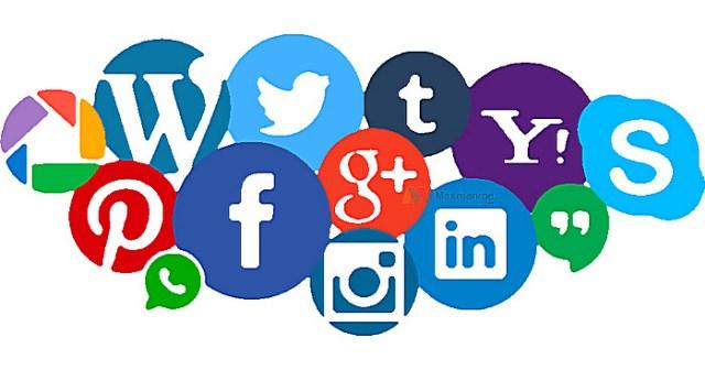 Berlebihan Menggunakan Sosial Media Bisa Menyebabkan Gangguan Jiwa Ringan Lho!