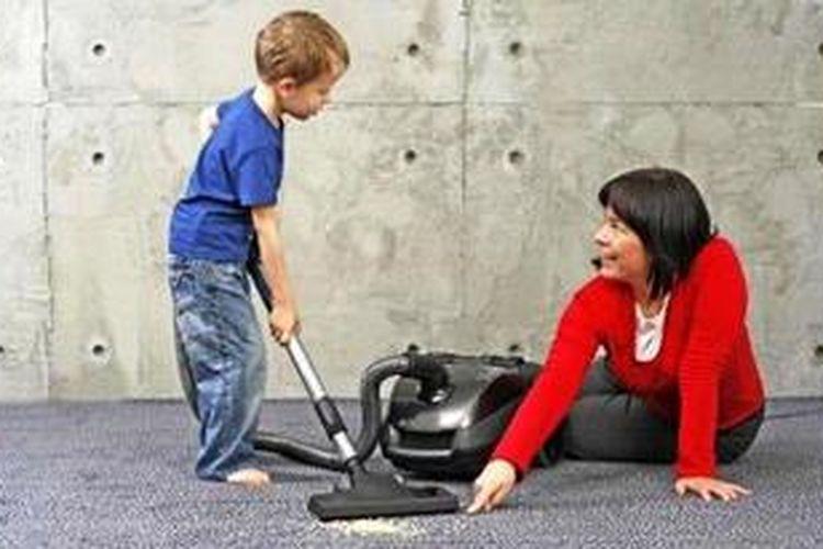 Tugas Rumah Untuk Anak Usia 2-3 Tahun