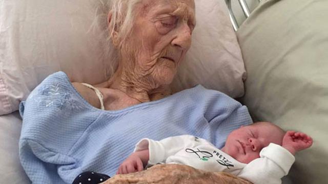 Heboh, Seorang Wanita Berusia 101 Tahun Mampu Mengandung Dan Melahirkan
