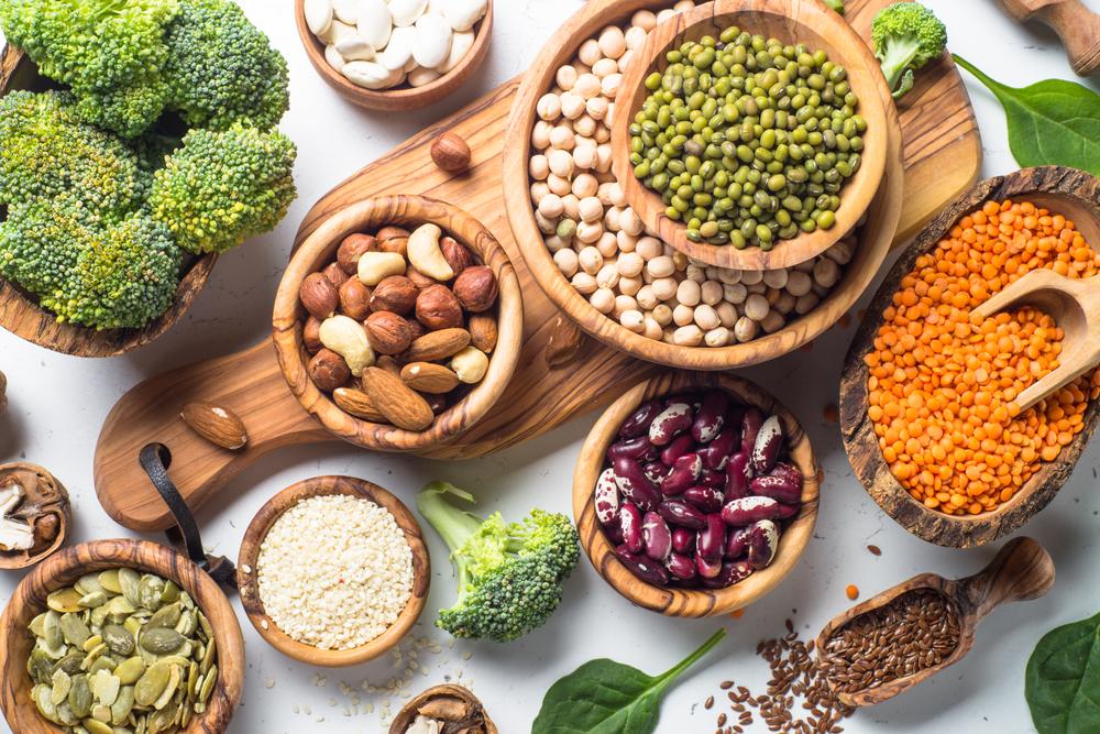 Manfaat Dan Macam-macam Protein Nabati Untuk MPASI