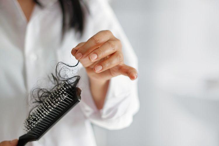 Rambut Lebat Saat Hamil Tapi Rontok Setelah Melahirkan