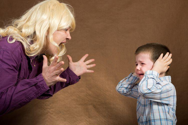 Meskipun Marah Terhadap Si Kecil, Jangan Sampai Meneriakinya Ya Bun!