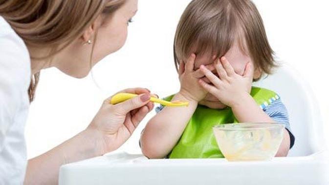 Cara Membujuk Anak Yang Sulit Makan