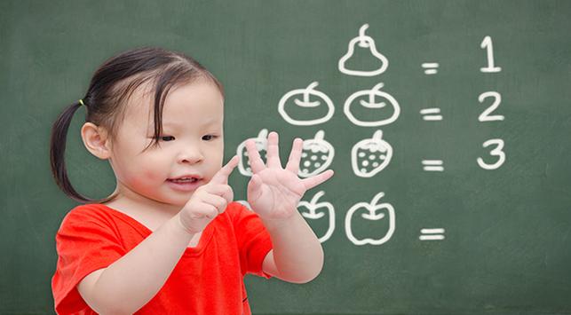 Kapan Sebaiknya Si Kecil Mulai Diajarkan Berhitung?