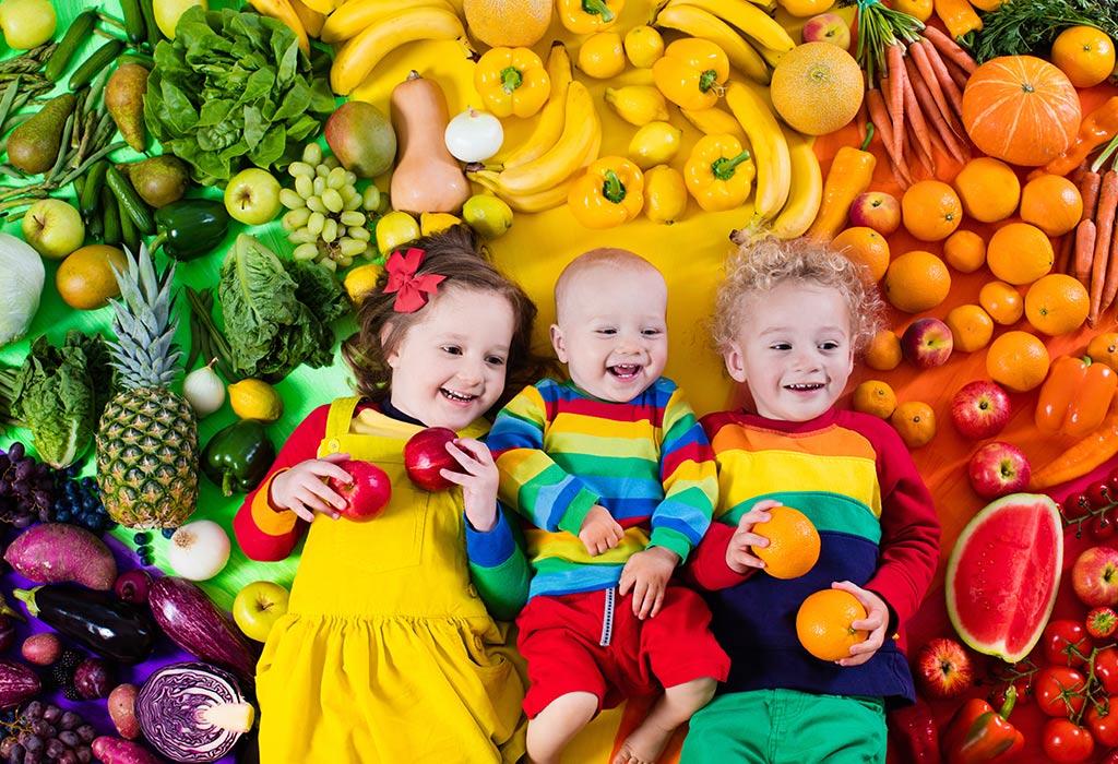 Kebutuhan Kalori Anak Yang Perlu Orang Tua Ketahui