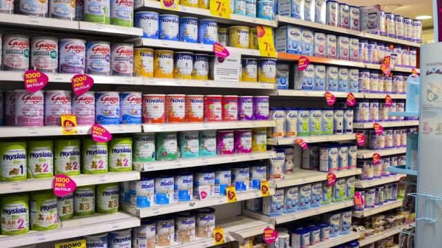 Sanksi Apabila Mempromosikan Susu Formula Bagi Bayi Di Bawah 2 Tahun