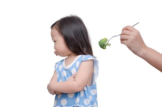 Begini Cara Menangani Anak Small Eater