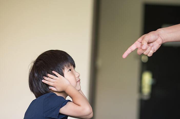 Beberapa Kesalahan Orang Tua Dalam Mendidik Anak