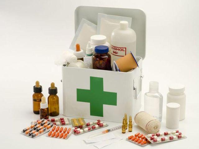 Obat-obatan Untuk Si Kecil Yang Harus Sedia Di Rumah